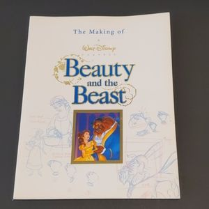 Other - 2/$30 Walt Disney making of Beauty and The Beast